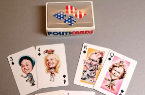 """Politicards"" Novelty Playing Cards"