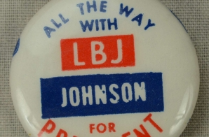 All the Way with LBJ, Johnson for President