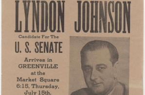 LBJ Political Advertisement