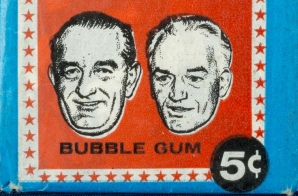 LBJ Bubble Gum Package