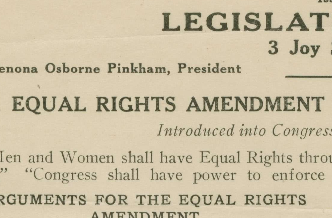 Legislative Leaflet Issued by the Legislative Council