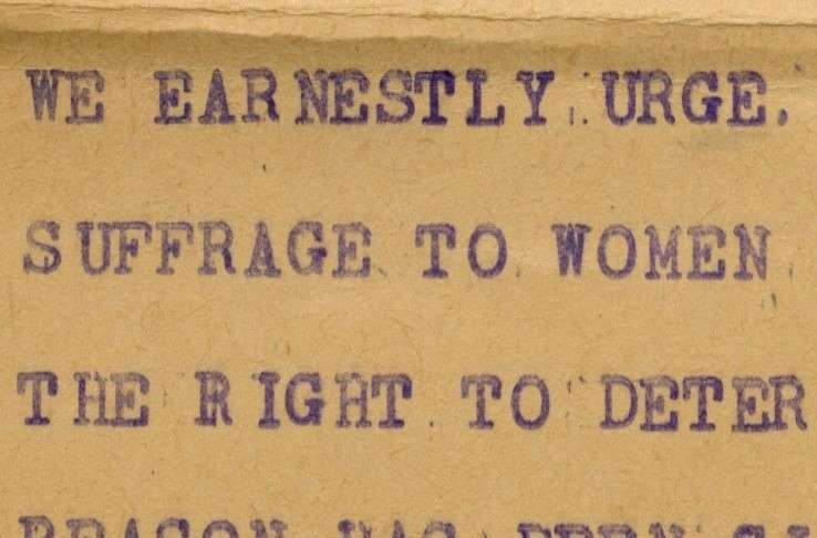 Telegram Opposing Women